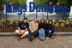 USY/Kadima Kings Dominion Day 2013